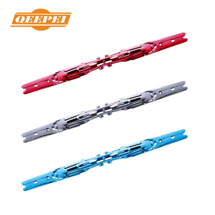 QEEPEI OWM Universal Frame Metal Wiper Blade