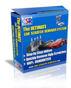 Ultimate Car Scratch Remover System