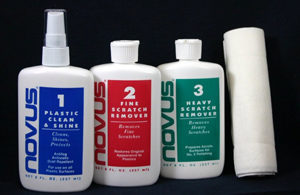 Novus polish kit